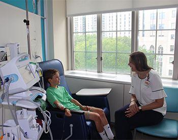 Weill Cornell Thalassemia Center Photos