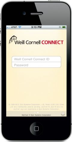 Weill Cornell CONNECT